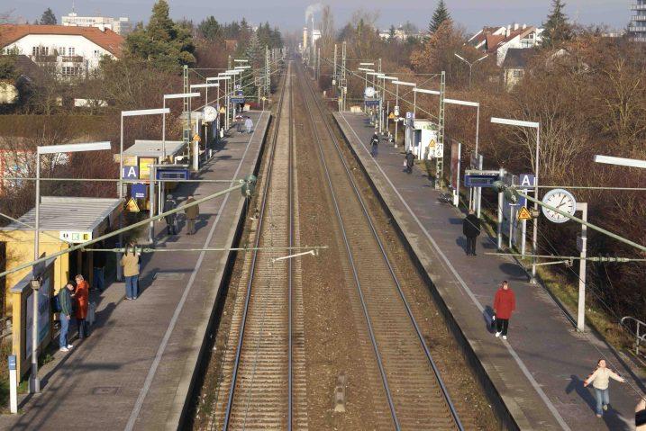 S-Bahnhof Unterschleißheim