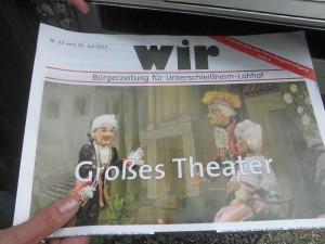 Bürgerzeitung wir Ausgabe Nr. 52
