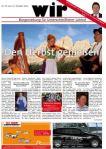 Bürgerzeitung wir Ausgabe 12. Okt. 2012