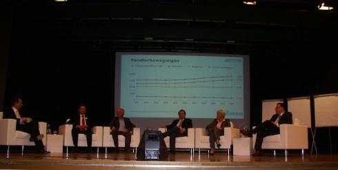 Podiumsdiskussion zur Bürgermeisterwahl im Bürgerhaus